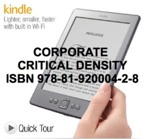 Corporate Critical Density